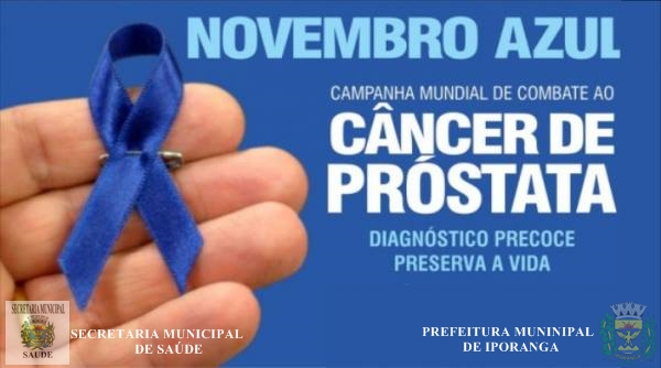 Novembro Azul alerta homens sobre a importância do exame de próstata